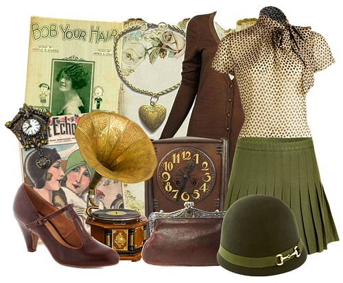 Vintage Nancy Drew look for Secret of the Old Clock. Awesome set created by this fan!