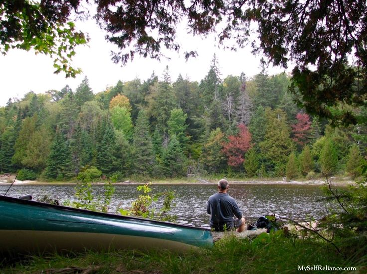 Arrived at Head Lake from Harness Lake Portage mid morning on September 28, 2015.    Related