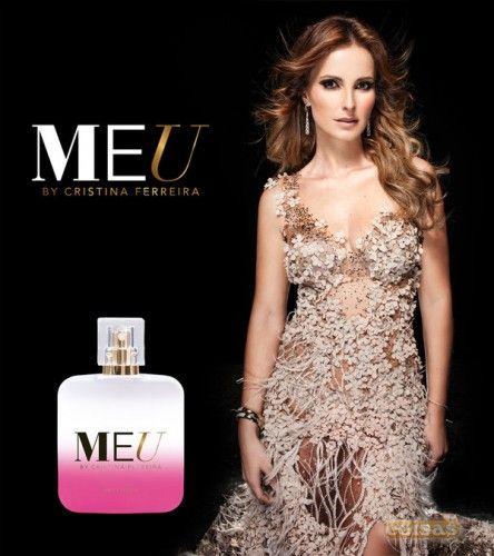Perfume de Cristina Ferreira esgota numa semana