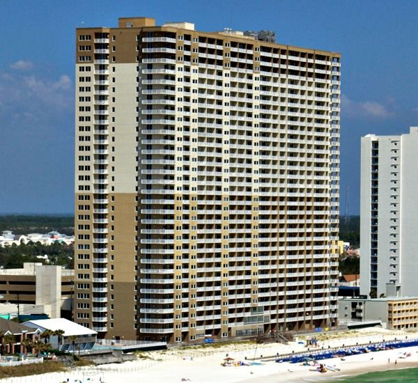 Tidewater Beach Resort in Panama City Beach, Florida