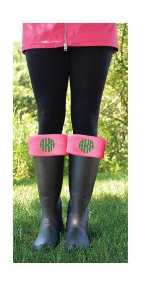 Alpha Kappa Alpha New Englander Boot Socks
