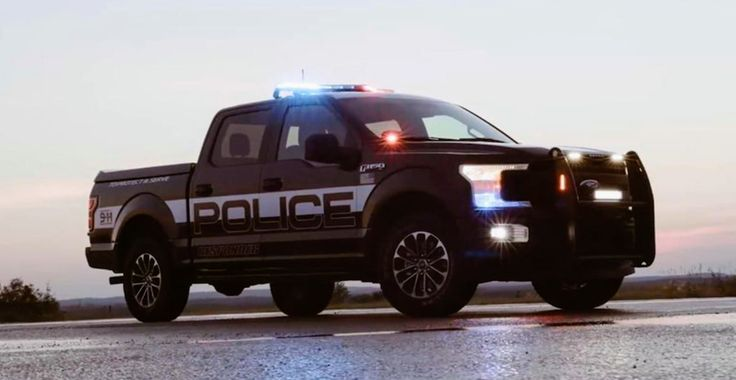 The Ford Motor Company F-150 Police Responder pursuit-rated pickup is ready to hit the beat, via Fox News.