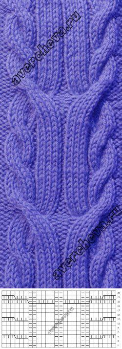 Diamond Grid Knitting Pattern : 1000+ ideas about Cable Knitting Patterns on Pinterest Knitting Patterns, K...