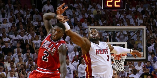 Play-offs NBA : Miami écœure Chicago