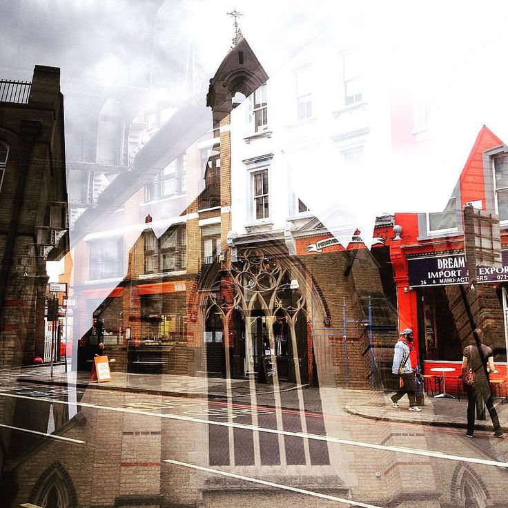 https://flic.kr/p/BBhrzm | Church meets street scene | double exposure #doubleexposure #multiexposure #multipleexposure #london #uk #2015 #church #streetscene #street #windows #dxe #dxp #craighullphoto #twocitieslondon #doubleexposeeurope