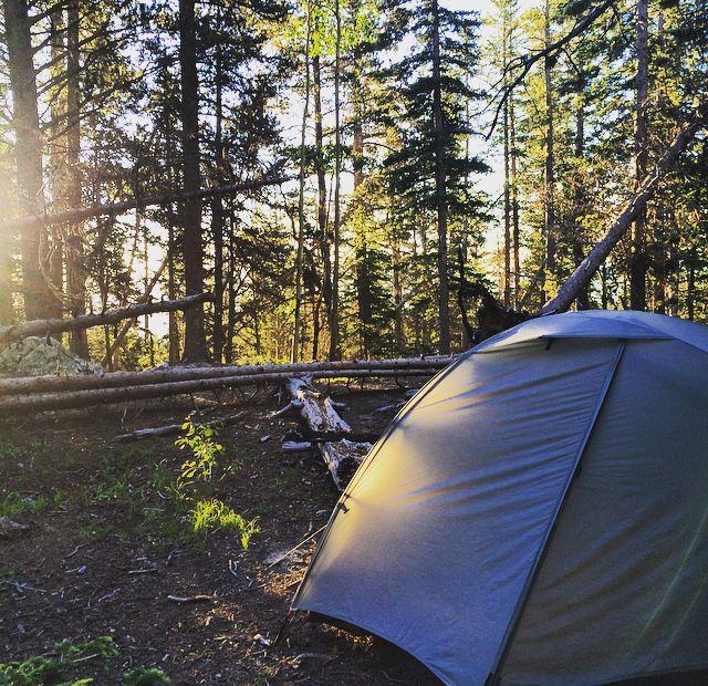 Camping near Breckenridge Colorado http://www.iresortapp ...