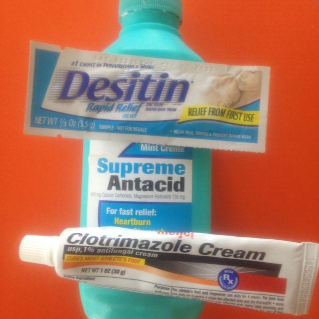 Magic Butt Cream Recipe 1 Part Anti Fungal Cream 1 Part -8135