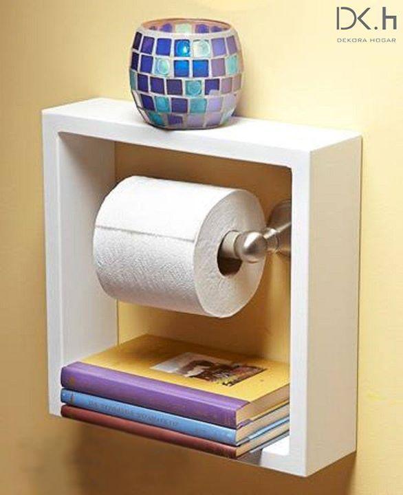 El cuarto de baño se convierte en un gran diseño con detalles como este.