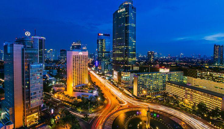 Onde Ficar em Jacarta na Indonésia #viagem #viajar