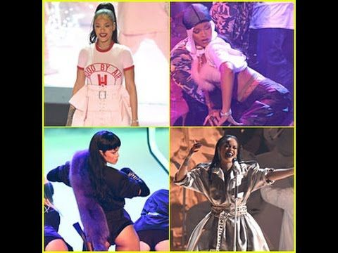 Rihanna: VMAs 2016 Performance Videos - Watch Every Clip!