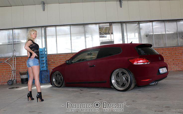 Velvet Covered Car
