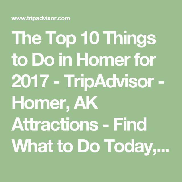 The Top 10 Things To Do In Frankfurt 2017 Tripadvisor: Best 25+ Homer Alaska Ideas On Pinterest