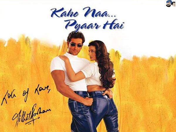 Favorite Hindi movie of all time.  -Kaho Naa Pyaar Hai