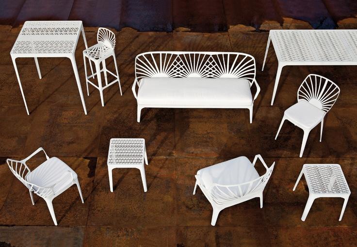 SUNRISE #outdoor  designed for #Driade / #design #Palomba