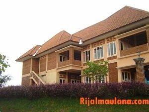 Villa di pucak bogor Nuansa islami ~ Rijal Maulana