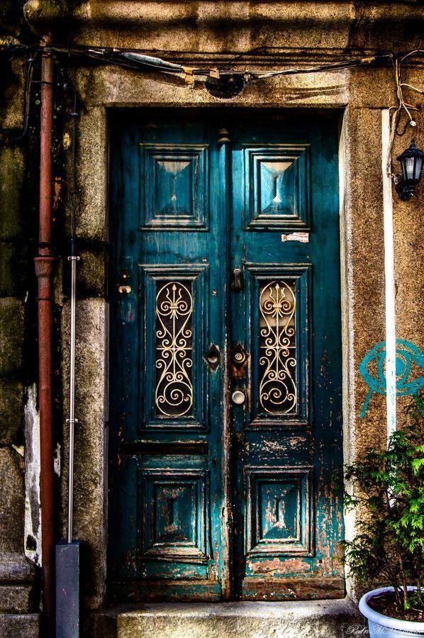 Porto, Portugal  gasp!