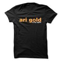 Ari Gold is my agent