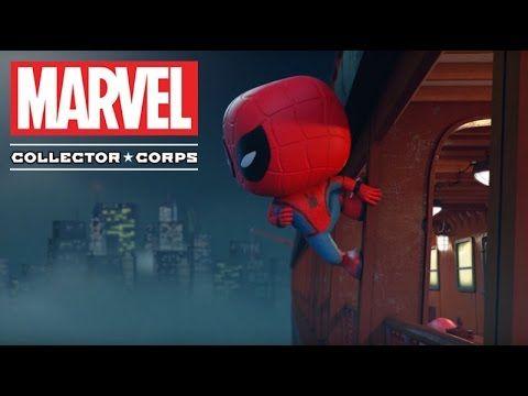 #Spiderman vuelve a casa para concentrarse en su lucha contra el mal! #Funko #FunkoPop