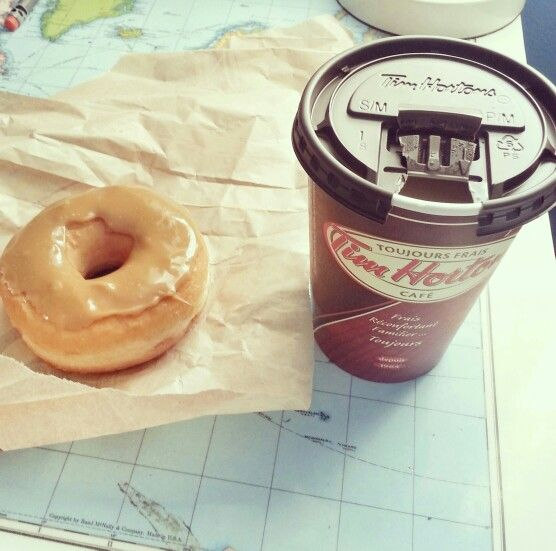 Tim Hortons & Canadian Donut