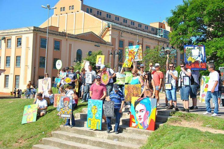 Walking Gallery Porto Alegre - RS