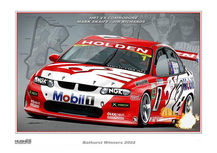 Print 109 - 2002 Bathurst Winner