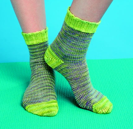 45 Best Loom Knit Socks Slippers Boot Cuffs Images On Pinterest