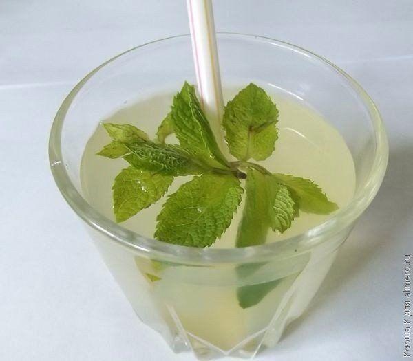 Мятный лимонад / Вкусные привычки