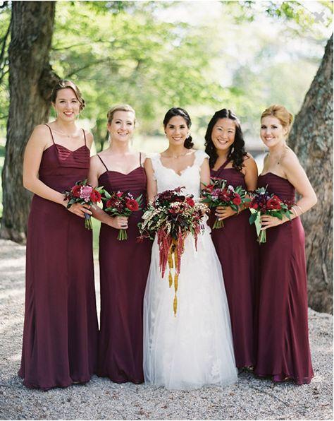Secret Garden: 1000+ Images About Marsala Wedding Ideas