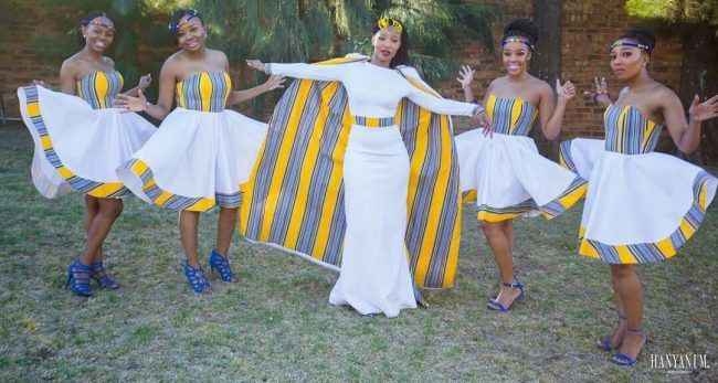 Tswana And Venda Wedding African Wedding Attire African Traditional Wedding African Traditional Dresses,Plus Size Wedding Dress Short Length
