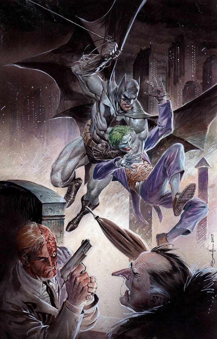 Batman vs His Rogues - Ardian Syaf