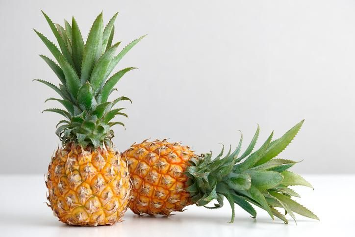 L'ananas irrite votre bouche ou picote votre langu...