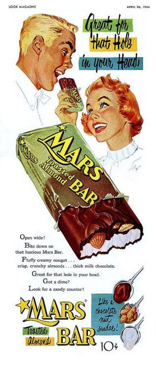 Mars ad, 1954