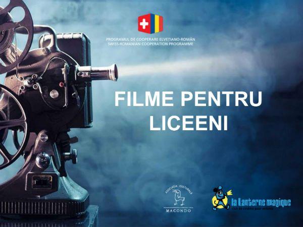 Cafe Gradiva: Filme pentru liceeni - conferinta internationala s...