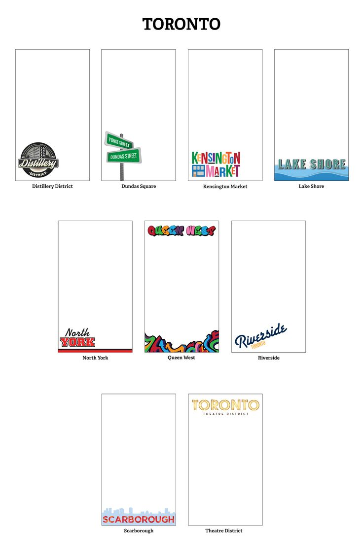 Snapchat Geofilters (Canada) on Behance