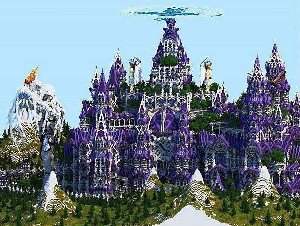 Angelius – The God Spawner Minecraft World Save