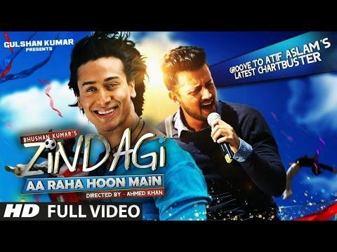 Lyrics Of aa rha hu me Zindgi(Tiger Shroff)-Full HD Video