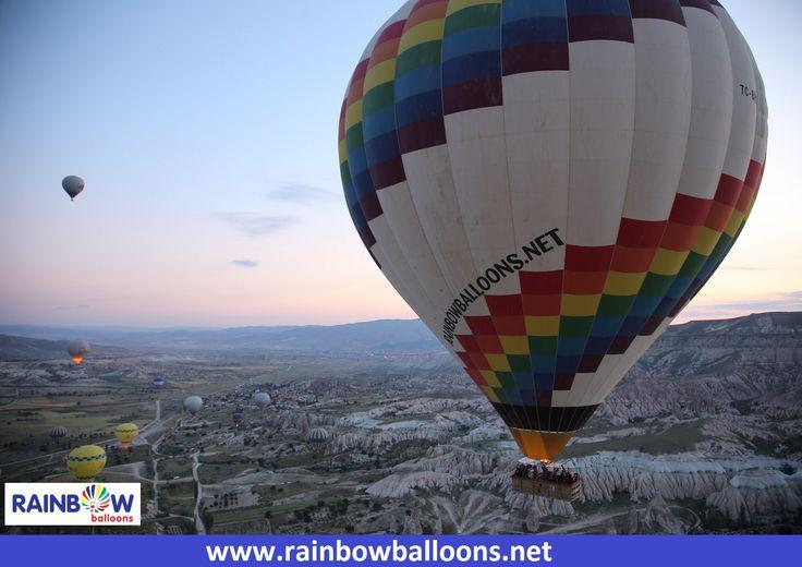 Eşsiz bir manzarada heyecanlı bir serüven… www.rainbowballoons.net #Rainbowballoons #Balloon #Ride #Hotair #Cappadocia #Morning #Turkey #Trip #Sunrise #Göreme #Beatiful #Uçhisar #Amazing #Balloonride #Cave #Ürgüp #Travel #Natgeo #Sun #Postcards #Travelpic #Love #Tripadvisor #Adventure #Fairychimneys #QualityTime #MakingMemories #BucketList #TakeLifeHigher