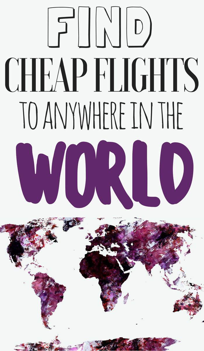 Travel the world, find super cheap flights to any destination. cheapest flights to europe, budget travel, travel destinations, travel bucket list