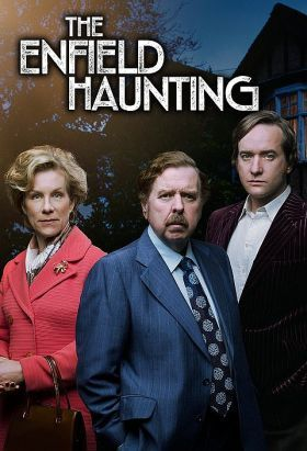 The Enfield Haunting (2015) Mini-Series / Ep. 3 / Drama, Mystery / Stars: Eleanor Worthington-Cox, Timothy Spall, Fern Deacon, Matthew Macfadyen  / Adapted from Guy Lyon Playfair's book This House is Haunted,  the show is a supernatural drama based upon real events surrounding the phenomena, and draws on extensive documentation, recordings and witness statements. The incident remains to this day the most documented account of poltergeist activity in British history.