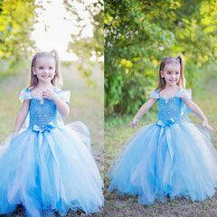 Sleeveless Princess Long Dress.Dresses Online Choice