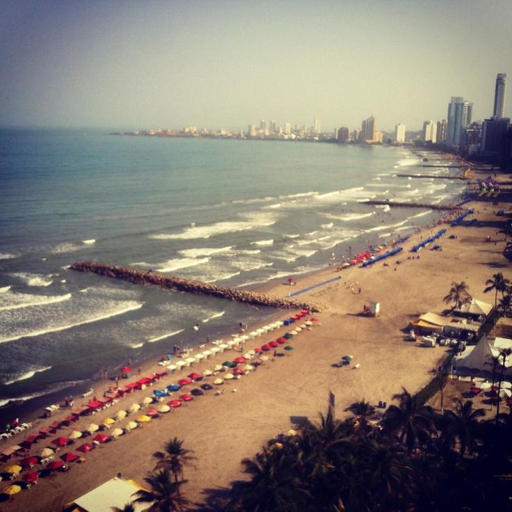 Playa de la Vela - Cartagena de Indias