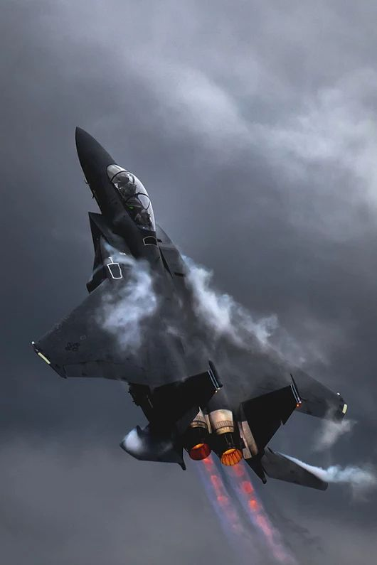 Love the Strike Eagle!