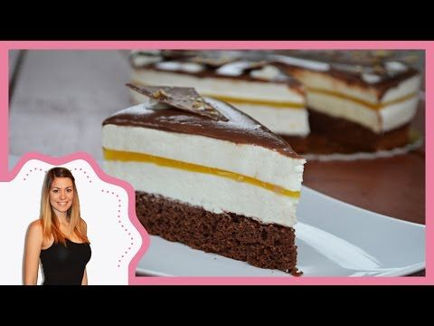 Narancsos túrótorta elkészítése recepttel - Sütik Birodalma - YouTube