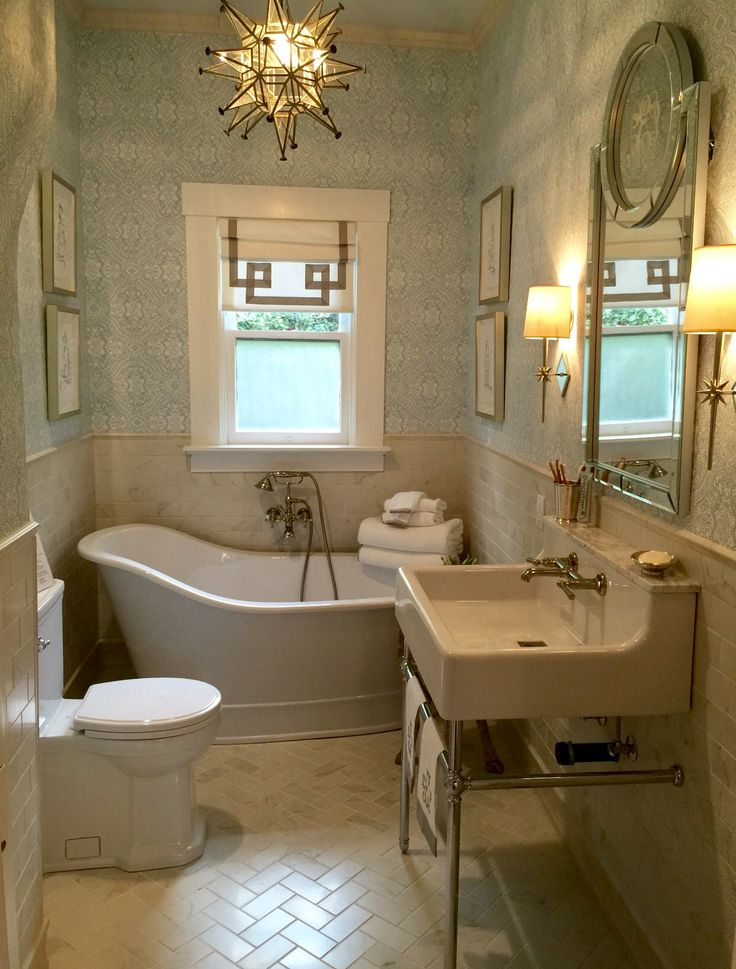 Our virtue tile collection shines in this bathroom remodel for Bath remodel napa ca