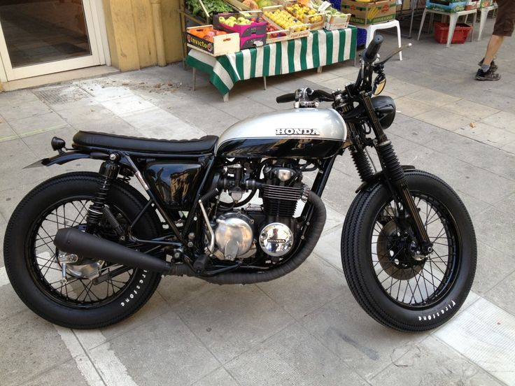 12 best images about Honda cb 500 four on Pinterest | The ...