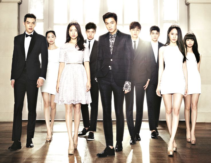 Heirs: He Who Wears the Crown Must Bear Its Weight. - Watch Full Episodes Free - Korea - TV Shows - Viki....I'm soooo excited for this drama! <3