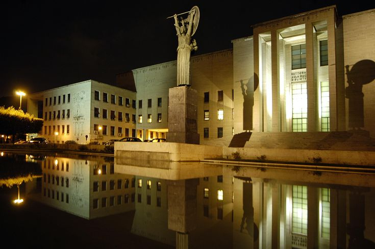 Sapienza Universidad de Roma, Italia.