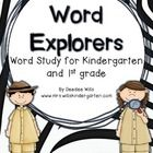 Word work that is fun?  Absolutely!  My students LOVE word study!!!Includes: 56 high-frequency words45 word families30 cheers for your word wa...