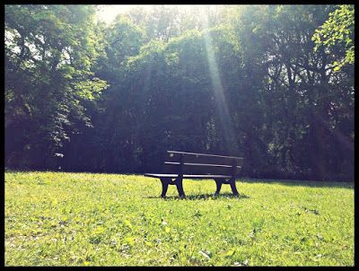 Oskar blog geja | Gej w mieście : Na tej samej ławce w parku co ostatnio