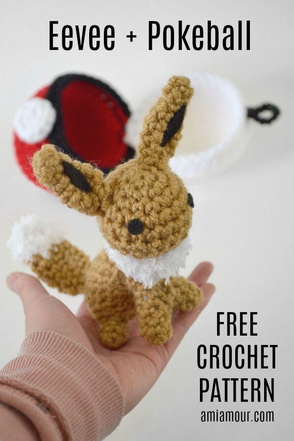 free patterns   Pokemon crochet pattern, Crochet pokemon, Crochet ...   900x600